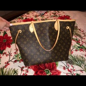 Authentic Louis Vuitton tote.